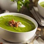 Миниатюра к статье Гороховый суп-пюре