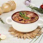 Миниатюра к статье Отменные рецепты супа харчо со свининой