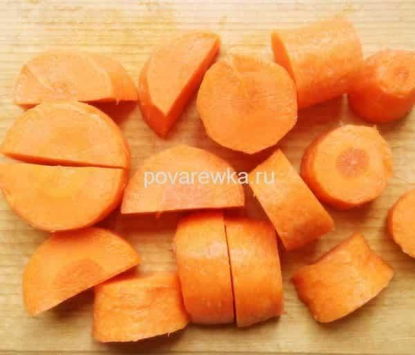 Икра из кабачков на зиму с морковью
