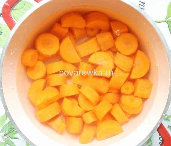 Кабачковая икра на зиму с морковкой