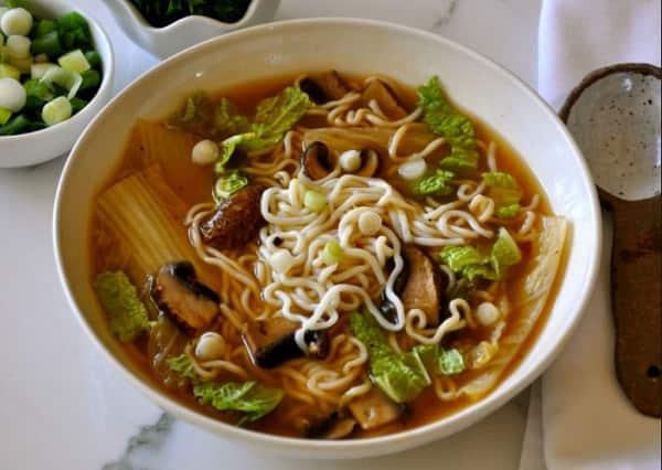 суп с говядиной и грибами рецепт с фото пошагово