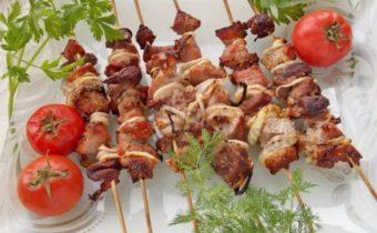 Маринад для вкусного и сочного шашлыка из свинины