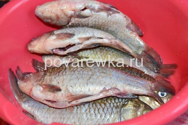 Специи для жарки рыбы