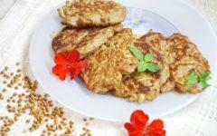 Оладьи из кабачков вкусные на сковороде