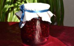 Варенье из малины на зиму - простой рецепт
