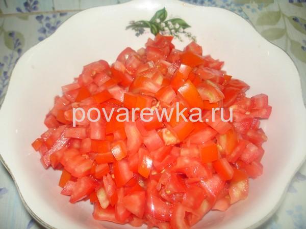 Икра из баклажанов на зиму с томатом