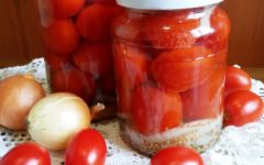 Маринованные помидоры: рецепт на зиму в банках