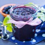 Варенье из черной смородины 5 минутка желеобразное на зиму