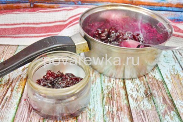 Простой рецепт варенья из черешни
