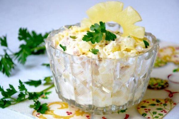 Грибные салаты на Новый год 2020: рецепты простые и вкусные