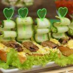 Бутерброды на праздничный стол: рецепты с фото простые