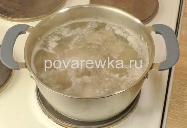 Борщ: рецепт классический с мясом, бульон для борща