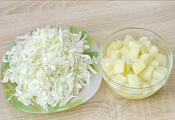 Борщ: рецепт классический с капустой