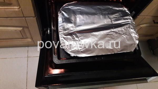 Индейка в духовке сочная и мягкая в фольге
