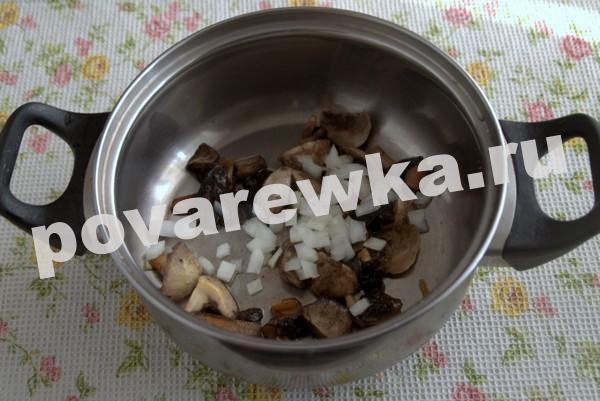 Грибной суп из шампиньонов: рецепт с фото классический