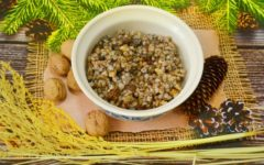 Кутья на Рождество 2021: сочиво из пшеницы, риса и изюма