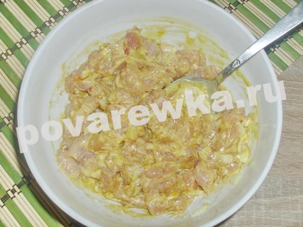 Рубленные котлеты из куриного филе: куриный фарш