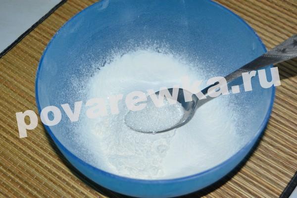 Блины на минералке тонкие с дырочками: рецепт теста с сахаром