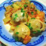 Штрудли с мясом и картофелем по-немецки: рецепт с капустой