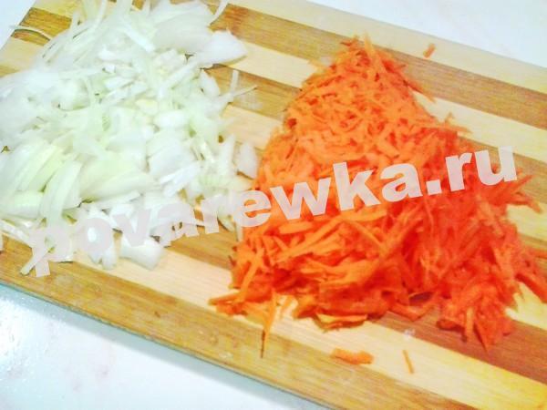 Штрудли с мясом и картофелем по-немецки: рецепт с луком и морковью