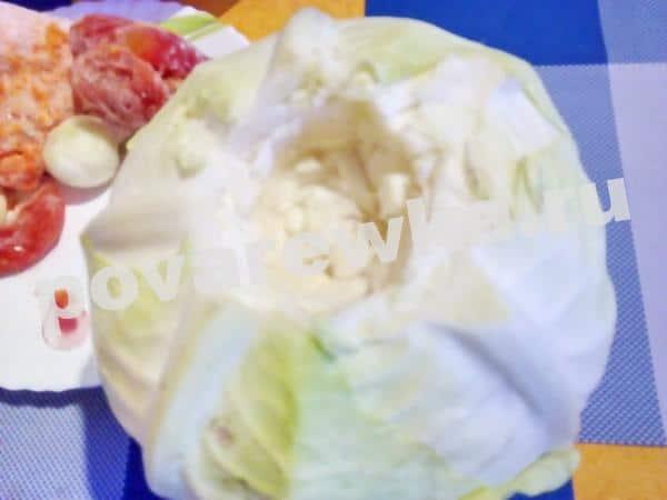Голубцы: рецепт пошагово с фото с рисом и фаршем