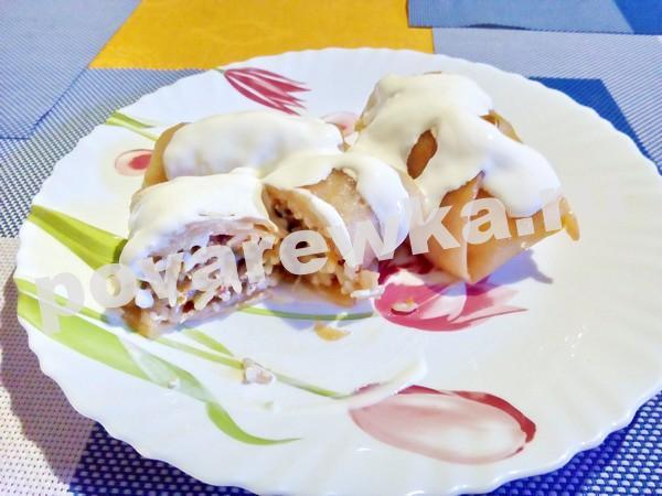 Голубцы: рецепт пошагово с фото с рисом и фаршем в томате с овощами