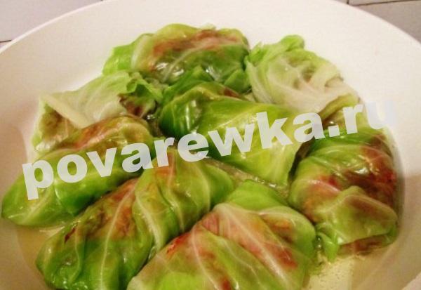 Голубцы: рецепт пошагово с фото с рисом и фаршем в кастрюле