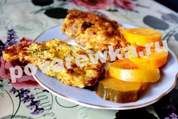 Отбивные из свинины: рецепт с фото на сковороде вкусные