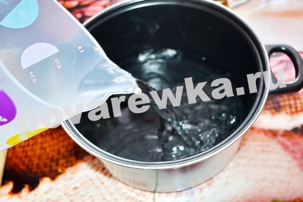 Рассол для засолки скумбрии дома