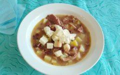 Фасолевый суп: рецепт из красной фасоли пошаговый с фото
