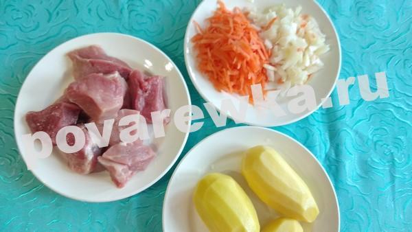Фасолевый суп: рецепт из красной фасоли ингредиенты