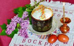 Пасхальный кулич: самый вкусный рецепт на молоке