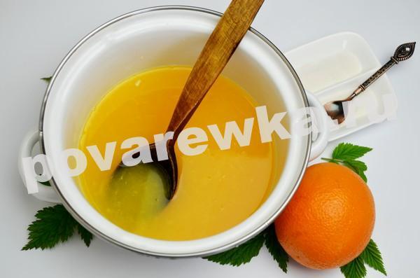 Варенье из одуванчиков: рецепт с фото с апельсином