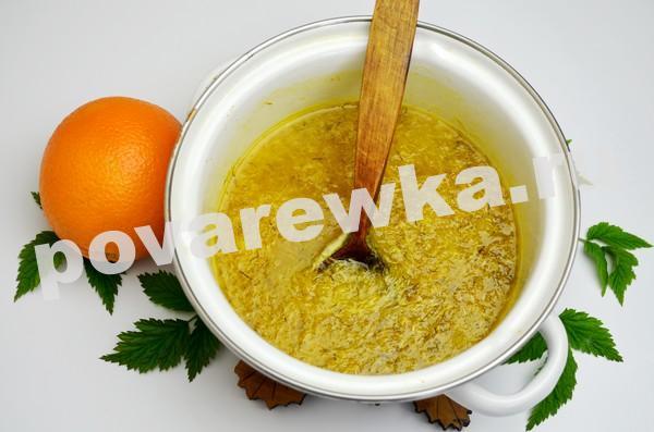 Варенье из одуванчиков: с апельсином и лимоном