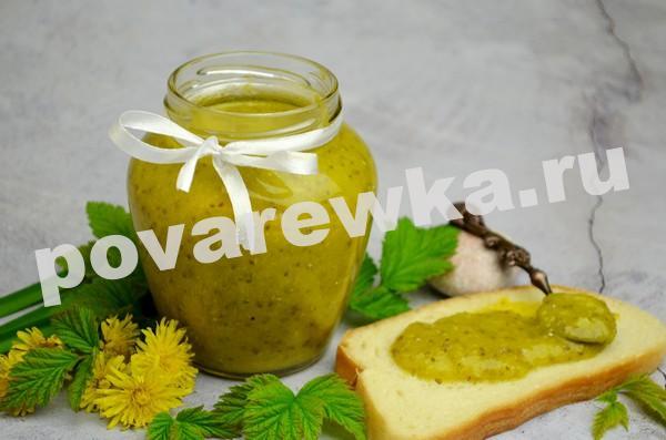 Варенье из одуванчиков: пошаговый рецепт с фото с лимоном