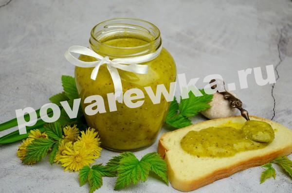 Варенье из одуванчиков: рецепт с лимоном и семенами чиа