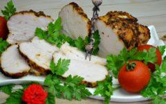 Буженина из индейки в духовке: пошаговый рецепт быстро и просто