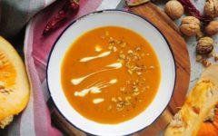 Суп-пюре из тыквы рецепты приготовления