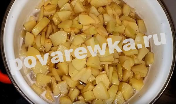 Варенье из айвы с лимоном: вкусный рецепт