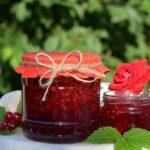 Варенье из красной смородины на зиму: простой рецепт пятиминутки