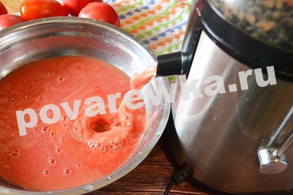 Кетчуп из помидоров на зиму: рецепт с луком