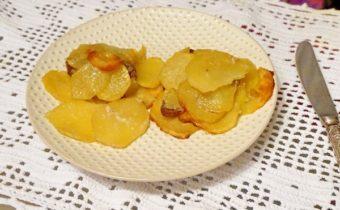 Картошка с мясом в духовке: рецепт с фото пошагово