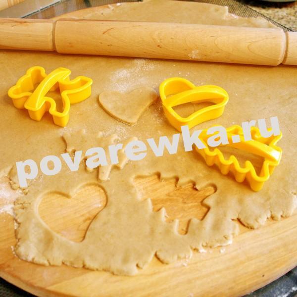Имбирное печенье: простой и вкусный рецепт пошагово