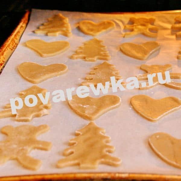 Имбирное печенье: простой рецепт пошагово