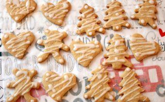 Имбирное печенье: простой и вкусный рецепт пошагово с фото