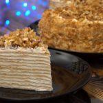 Торт Наполеон: рецепт классический советского времени