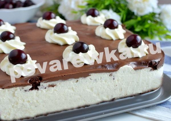 Торт Птичье молоко: рецепт классический