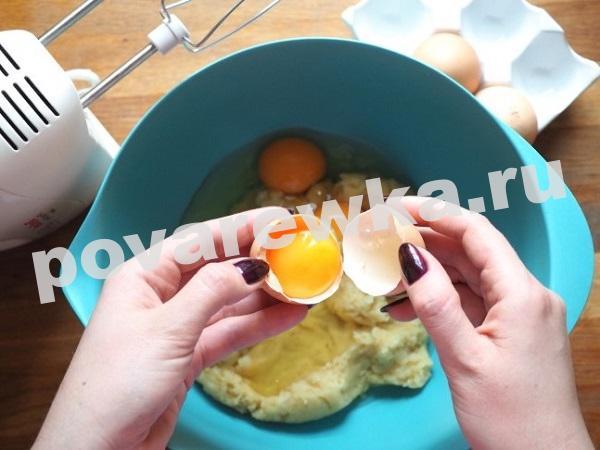 Эклеры с заварным кремом: пошаговый рецепт с фото