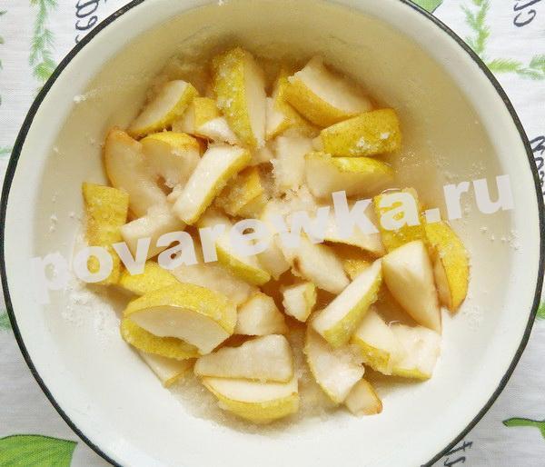 Варенье из груши на зиму: рецепты с сахаром