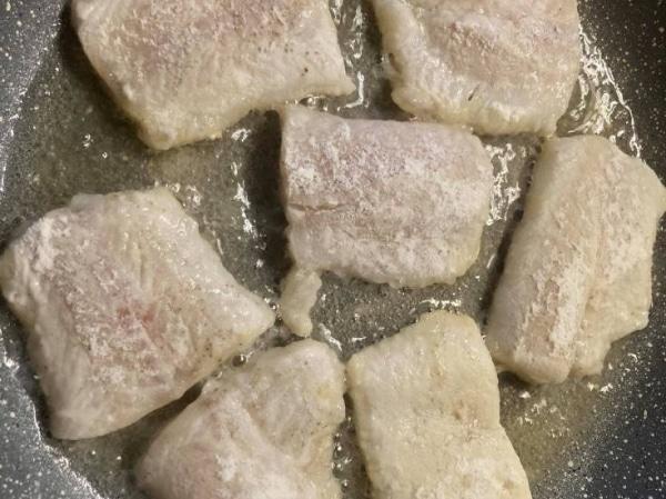 Рецепт: Рыба по гречески